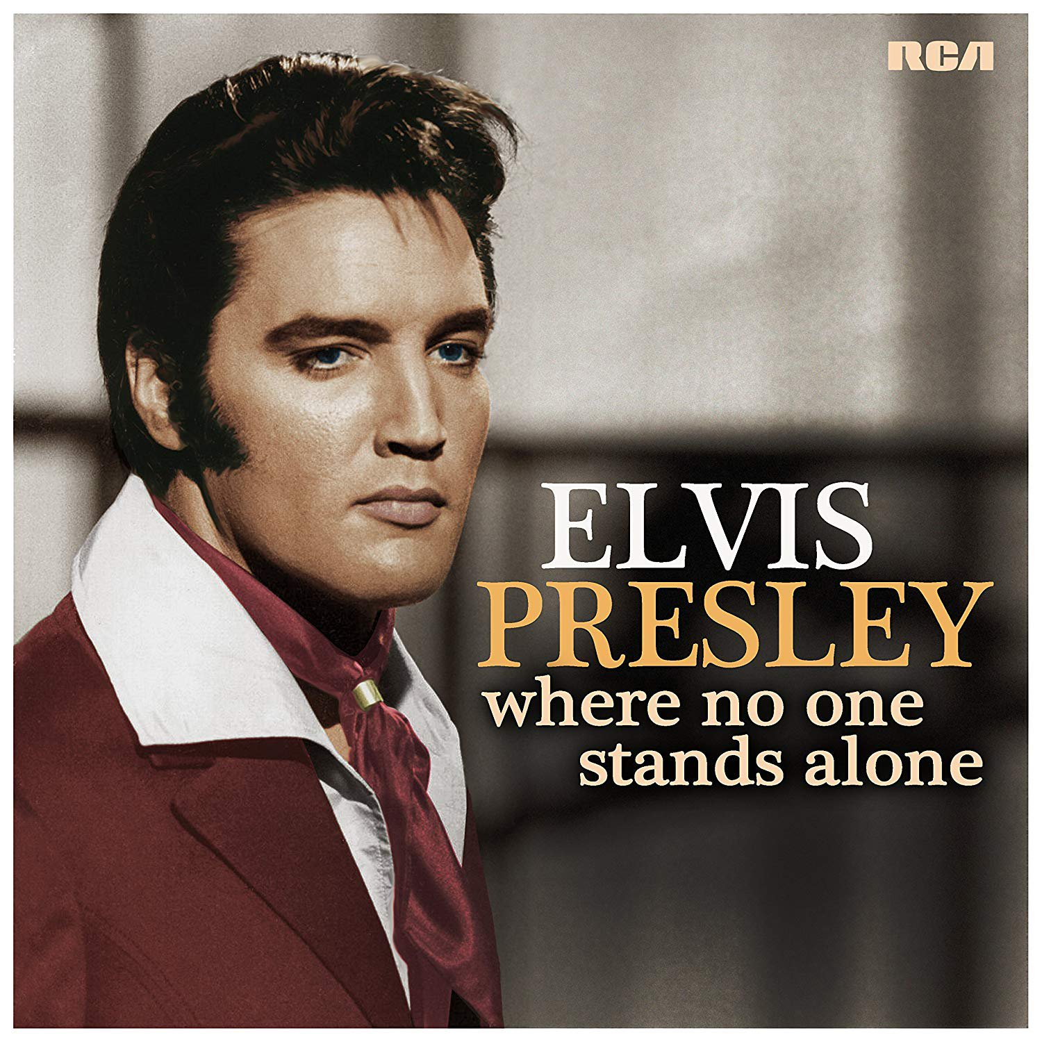 Vinilo : Elvis Presley - Where No One Stands Alone (140 Gram Vinyl, Download Insert)