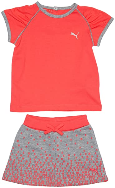 Puma - Camiseta para bebé, talla 9-12 Months - talla inglesa, color