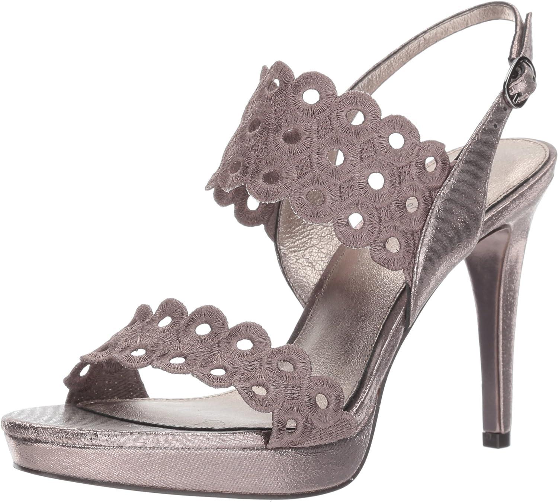 Adrianna Papell Womens Adia Heeled Sandal