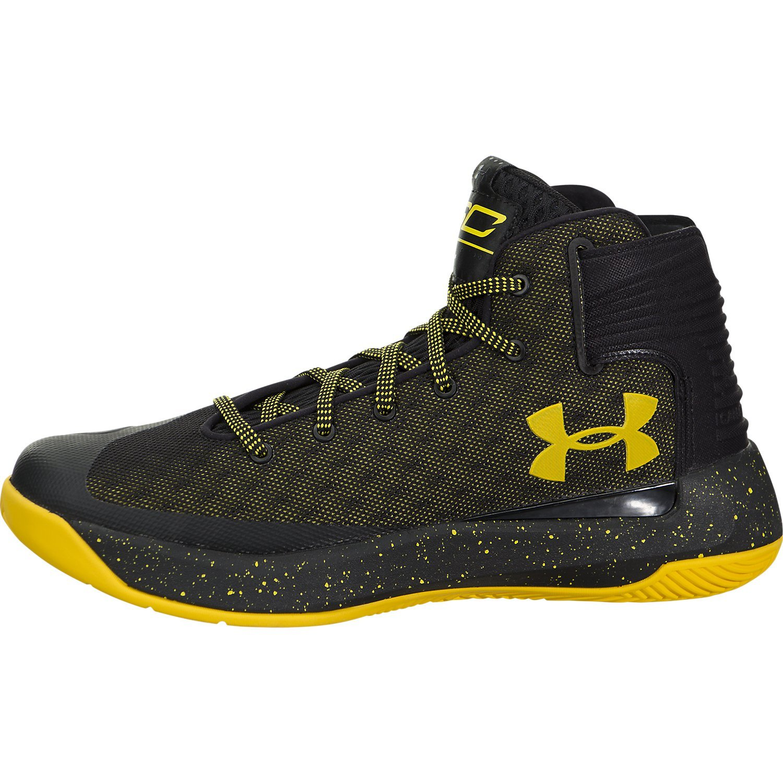 125e669306e2 Galleon - Under Armour Kids Boy s UA GS Curry 3ZERO Basketball (Big Kid)  Black Black Taxi 6 M US Big Kid M