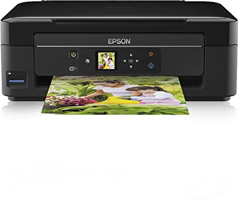 Epson Expression Home XP-312 - Impresora multifunción de Tinta - B/N 8.7 PPM, Color 4.5 PPM