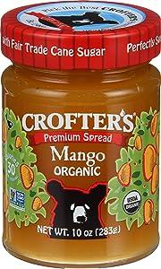 CROFTERS Organic Mango Spread, 10 OZ
