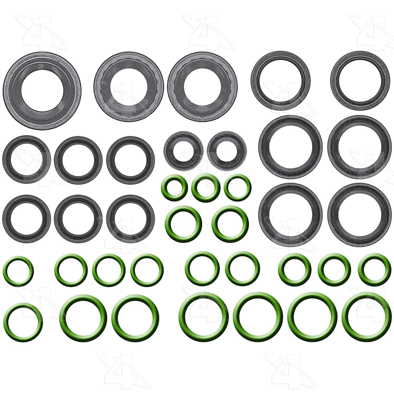 Amazon.com: O-Rings & O-Ring Kits - Air Conditioning: Automotive