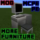 furniture free - Furniture: Mod Furnitures for MCPE and PE NEW 2018