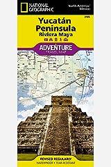 Yucatan Peninsula: Riviera Maya [Mexico] (National Geographic Adventure Map, 3105) Map