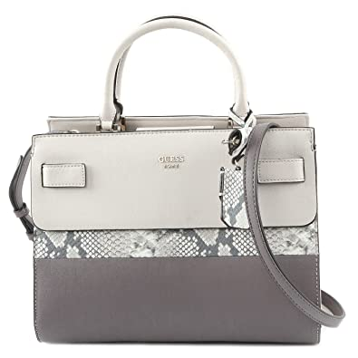Cate Guess Taupe Tasche Satchel Multi kiOXZuP