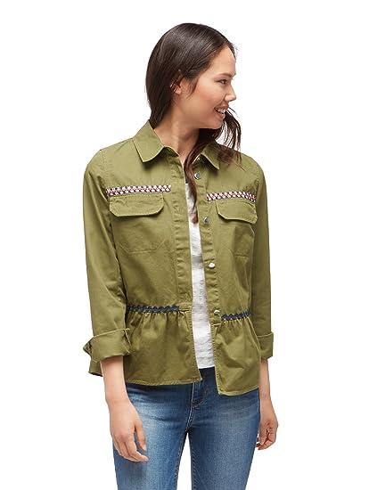 26cc0415baca Tom Tailor Denim Damen Jacke  Amazon.de  Bekleidung