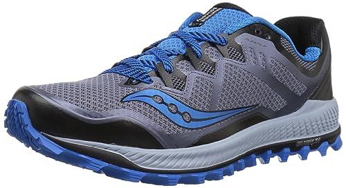 Peregrine 8 Running Shoe, Grey