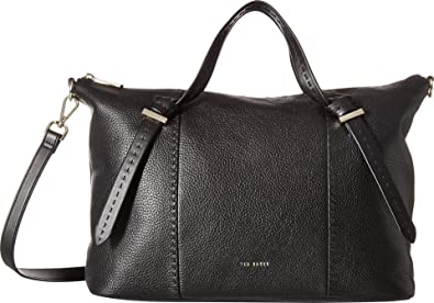c70eb07b0e9116 Ted Baker Oellie Knotted Handle Large Leather Tote Bag - O S