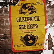 Gilberto Gil  Gal Costa, Triplo Live In London'71 [Disco de Vinil]