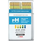 AZMED pH Test Strips, 100 count