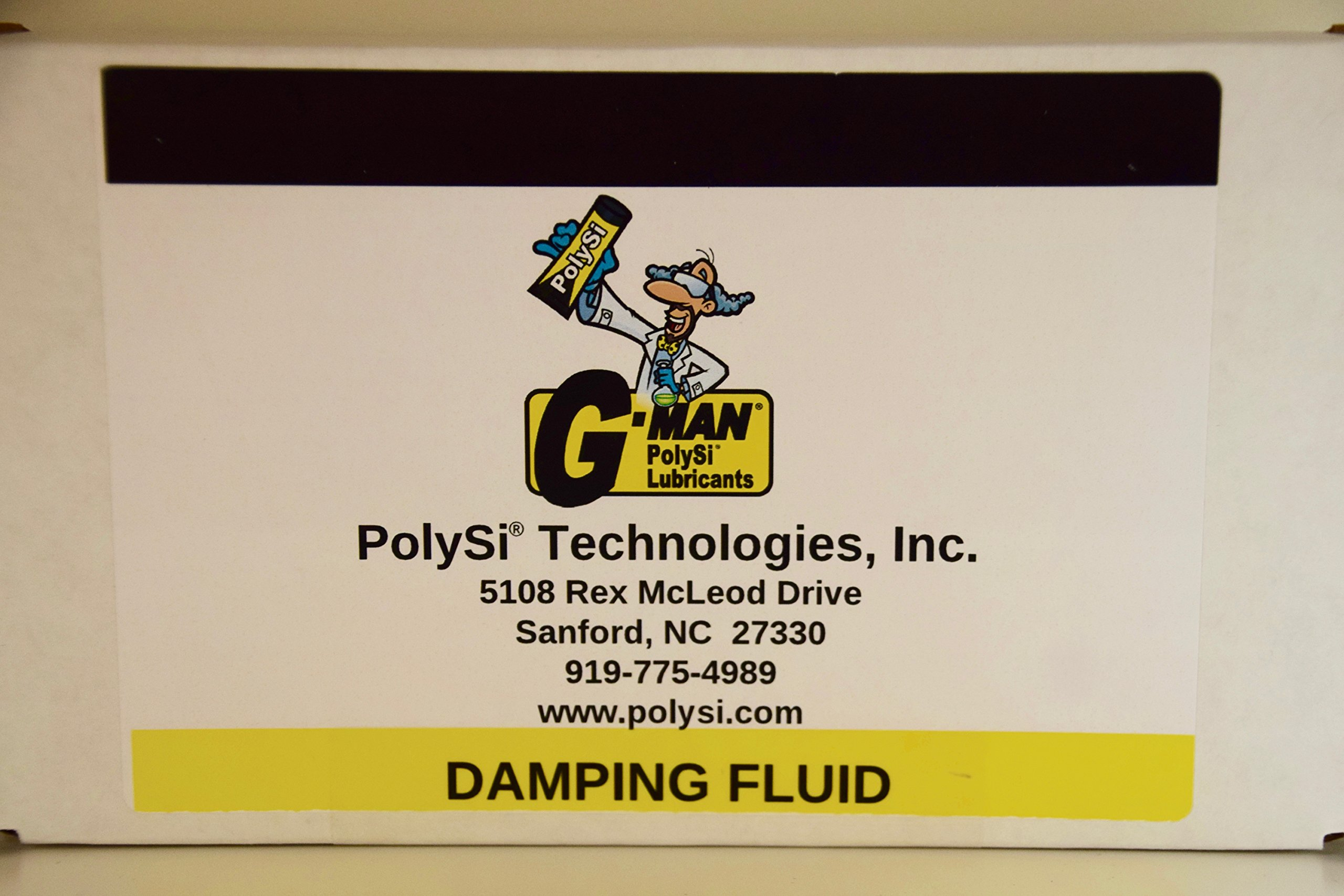 G-MAN Damping Grease Kit PST-600 Series