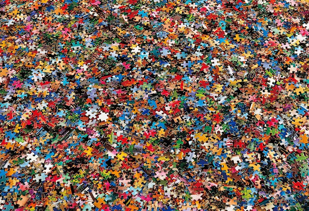 Beverly 1000 Piece Jigsaw Puzzle