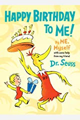 Happy Birthday to Me! By ME, Myself Hardcover