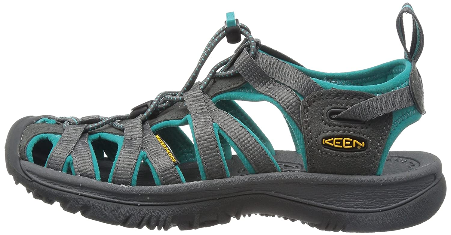 Women's Keen Whisper B003Z4JWH0 7 B(M) US|Dark Shadow/Ceramic