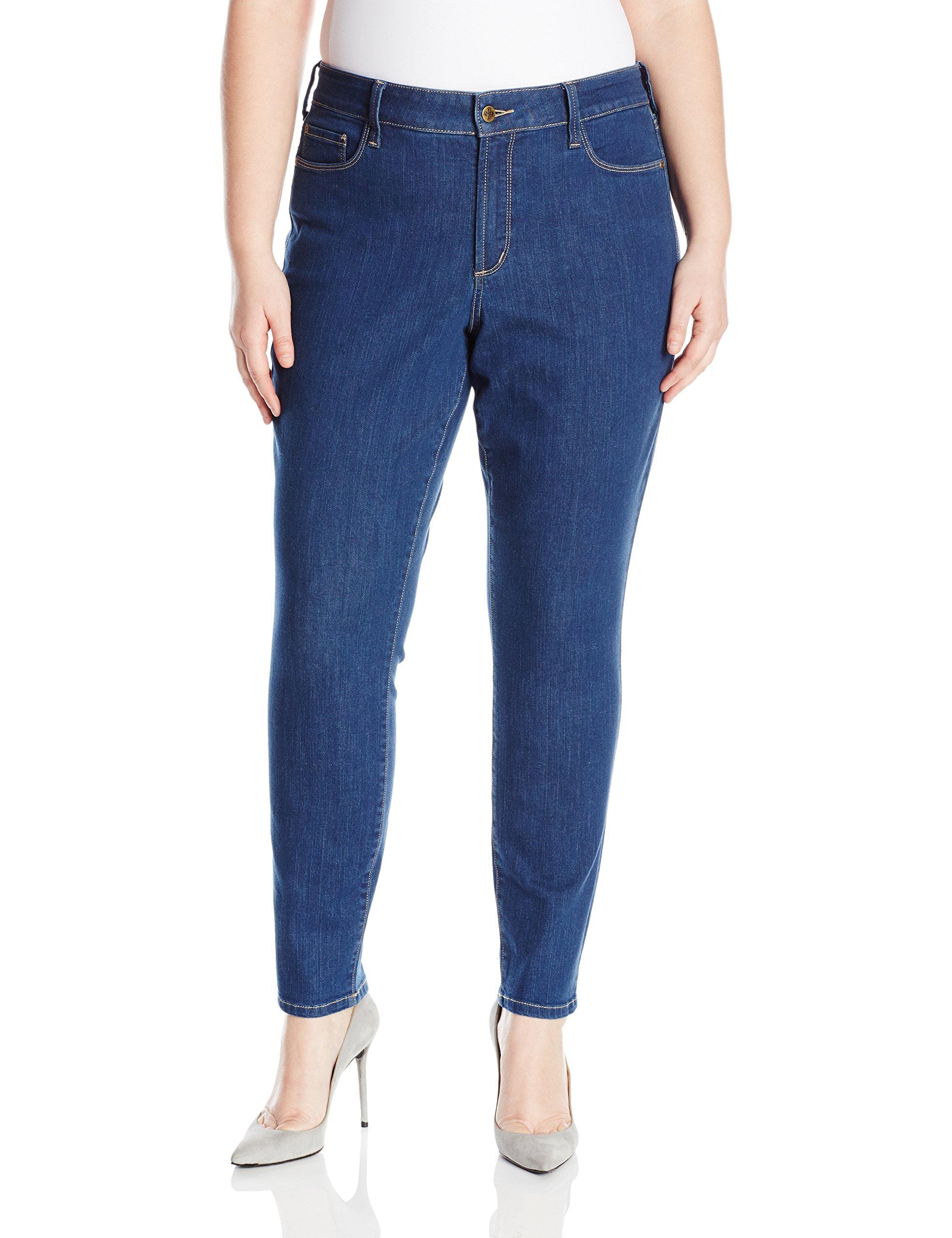NYDJ Women's Petite Size Alina Legging Jeans, Summit, 10P