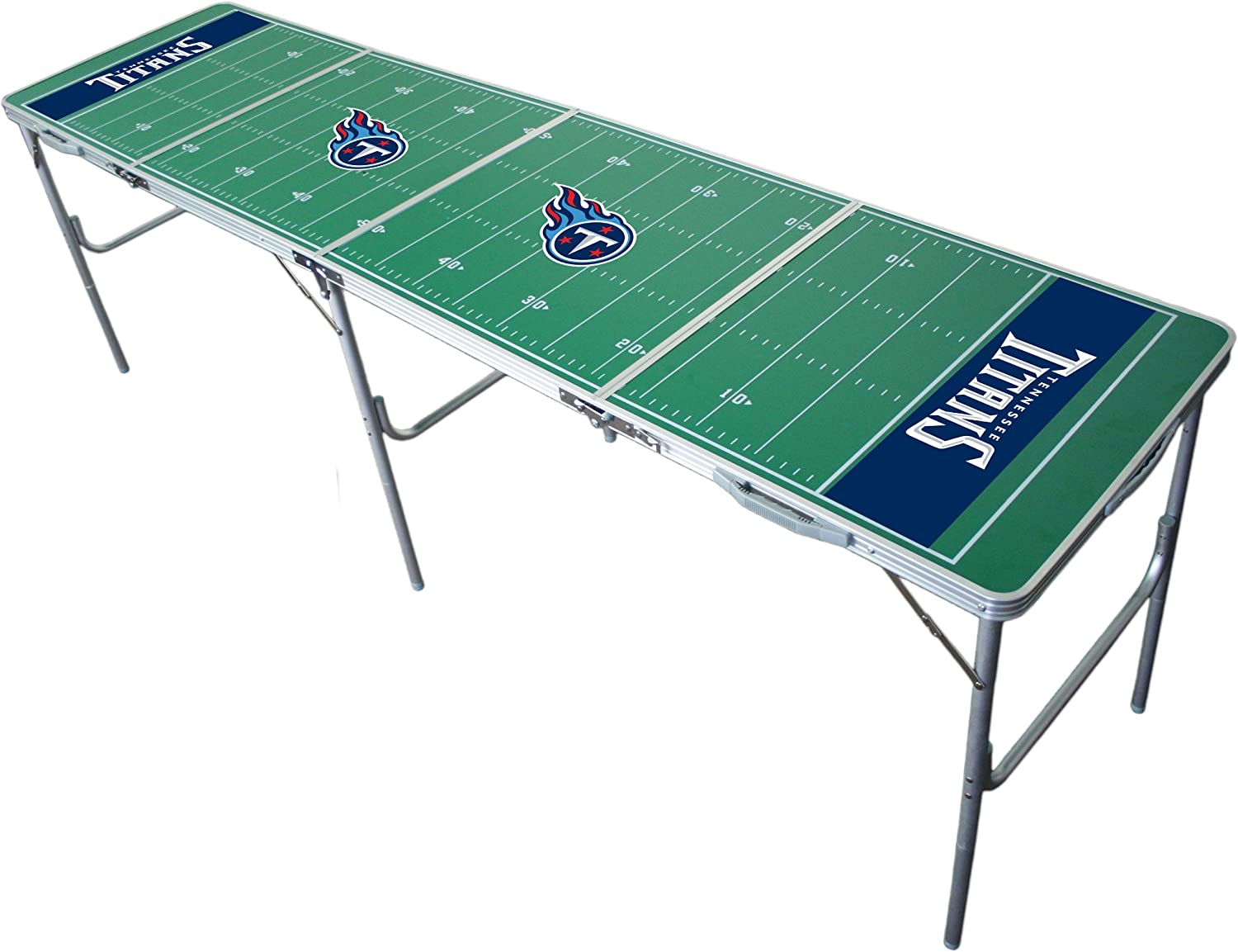 Los Angeles Rams 2x8 Tailgate Table by Wild Sports