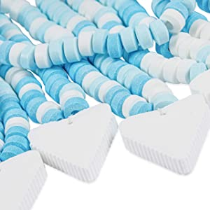 Shark Candy Necklaces - 12 Count