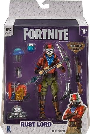 Fortnite Legendary Series 1 Figure Pack, Rust Lord