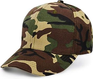 UltraKey Gorras de béisbol, Gorras de Camuflaje Militar del ...