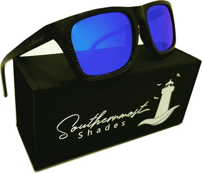 5d2ccf56a109 Real Bamboo Wood Sunglasses Men & Women -100% Polarized Lenses- Wooden Frame  (