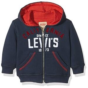 Levi's Ni17004, Sweat-Shirt Bébé Garçon