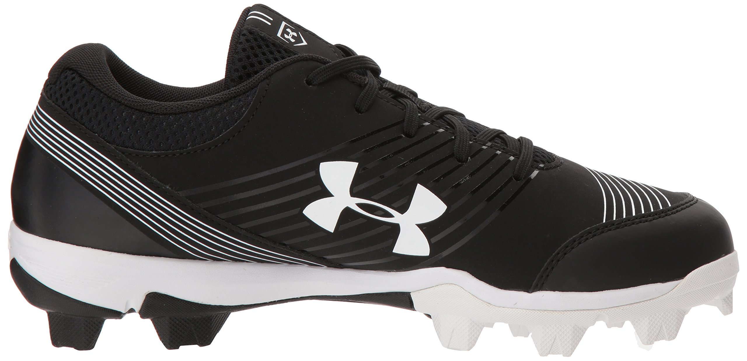 Under Armour Women's Glyde RM Softball Shoe 011/Black, 7 by Under Armour (Image #7)