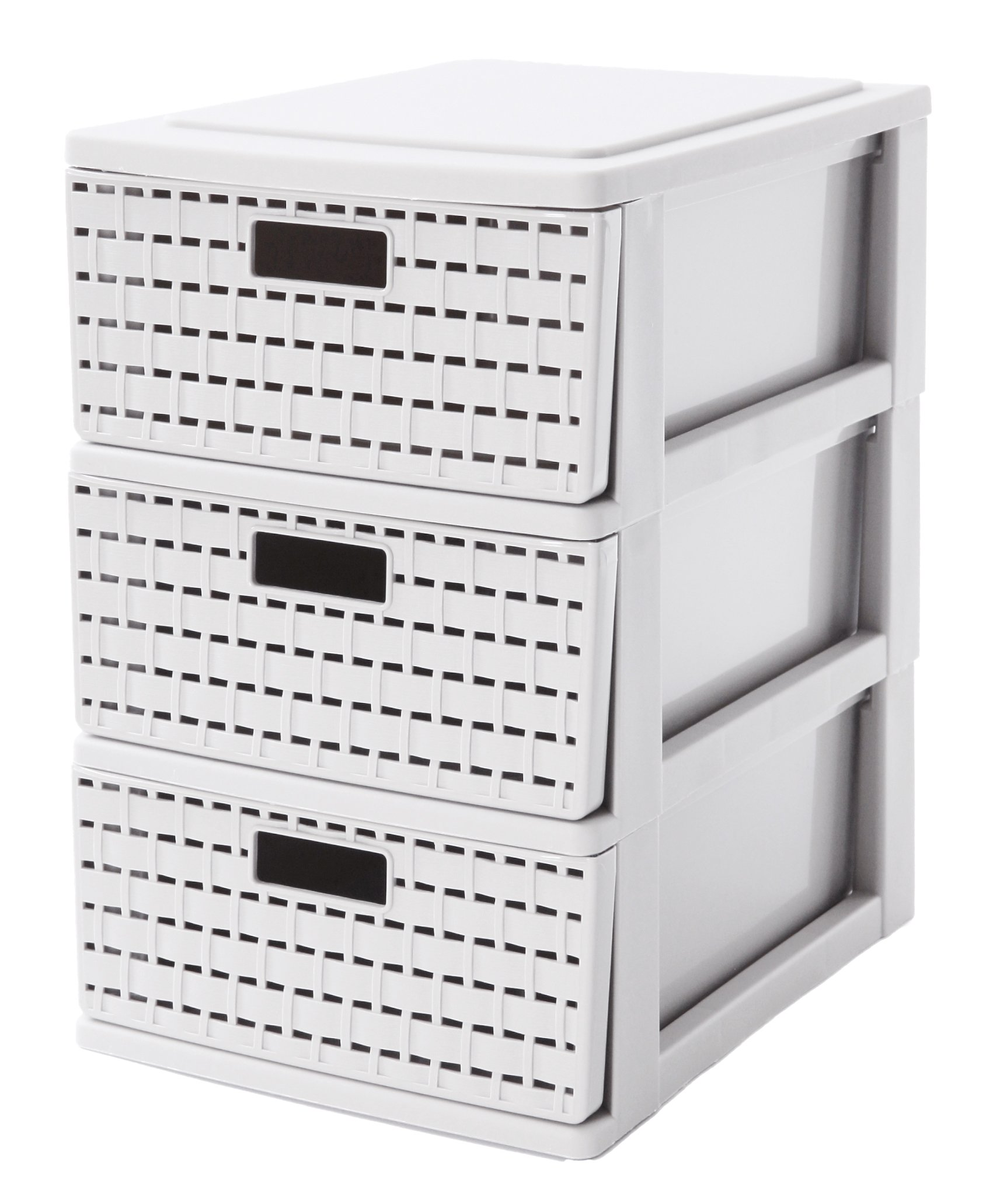 Sundis Country Tower Storage Drawer, White, A5