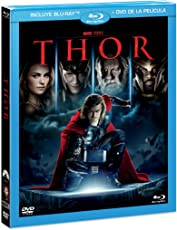 Thor (BR + DVD Combo Pack) [Blu-ray]