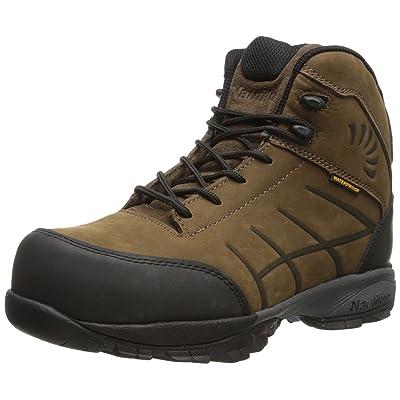 Nautilus 1845 ESD Comp Toe Waterproof No Exposed Metal Hiking Shoe: Shoes