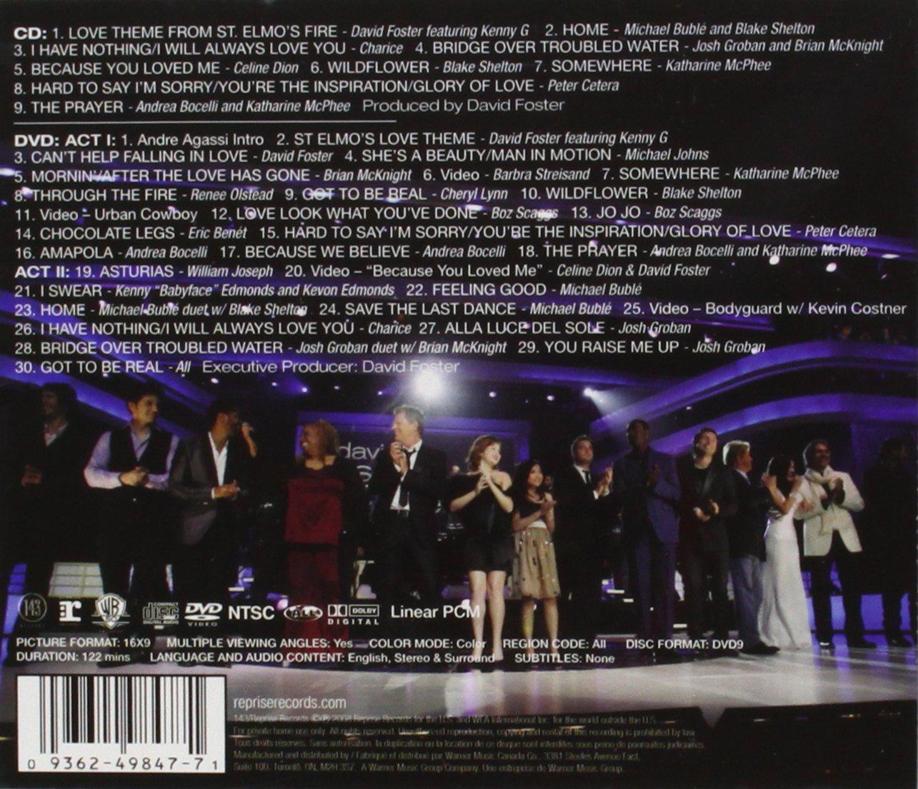 David Foster & Friends - Hit Man - Amazon.com Music