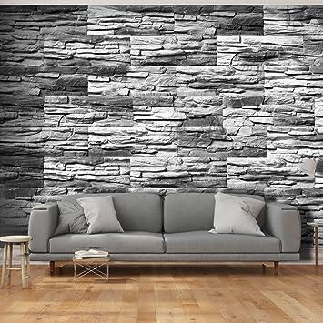 Erstaunlich Murando   Fototapete Steinoptik 3D 500x280 Cm   Vlies Tapete  Moderne  Wanddeko   Design Tapete