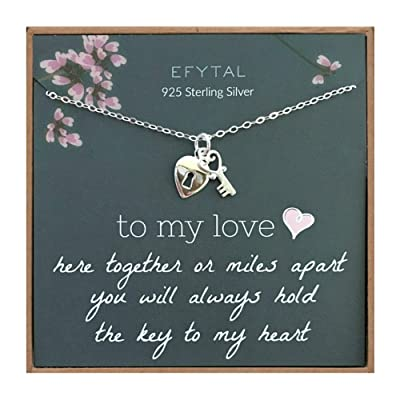 Birthday Gift For Wife Anniversary Gift For Wife Gift For Wife Necklace Romantic Gifts Her To My Wife Necklace Anniversary Gift Ideas