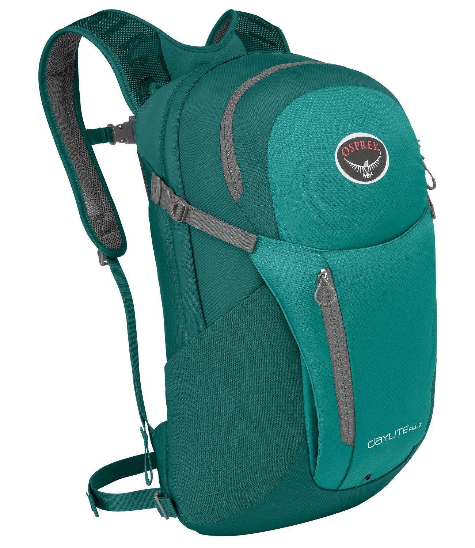 Osprey Packs Daylite Plus Backpack, Misty Teal