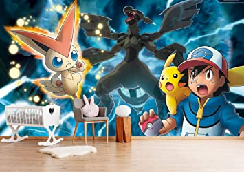 Aj Wallpaper 3d Pokemon Animation 1327 Japan Anime Fond D