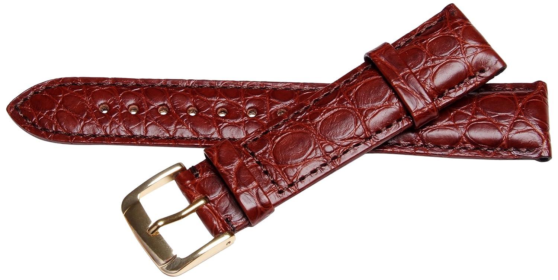 Bernex Unisex Regent M braun Dornschließe Pin GB42359 1 -8 cm