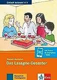 Das lasagne-desaster, libro (Deutsch als Fremdsprache)
