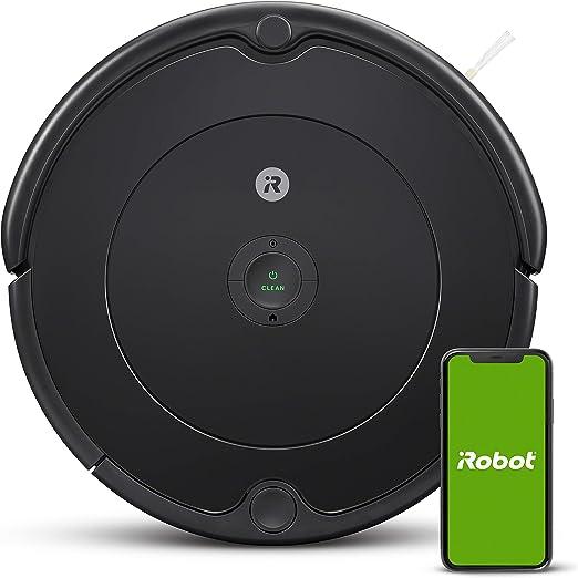 iRobot Roomba 692 - Robot aspirador con conexión Wi-Fi, funciona con Alexa, bueno para pelo de m...