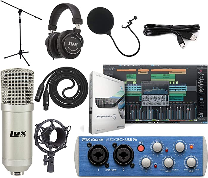 Top 9 At Home Recording Studio Kit