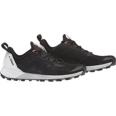 adidas Terrex Agravic Speed Shoe - Womens Trail Running (9, Black/Black/White): Adidas Outdoor: Sports & Outdoors