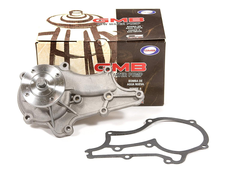 Evergreen TCK2001WP Fits 75-82 Toyota 2.2 SOHC 8V 20R 2.4 SOHC 8V 22R Timing Chain Kit w//Timing Cover GMB Water Pump