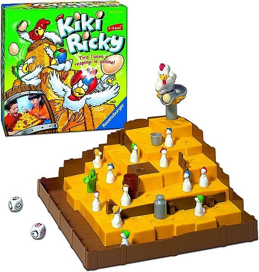 Ravensburger 21107 - Kiki Ricky: Amazon.es: Juguetes y juegos