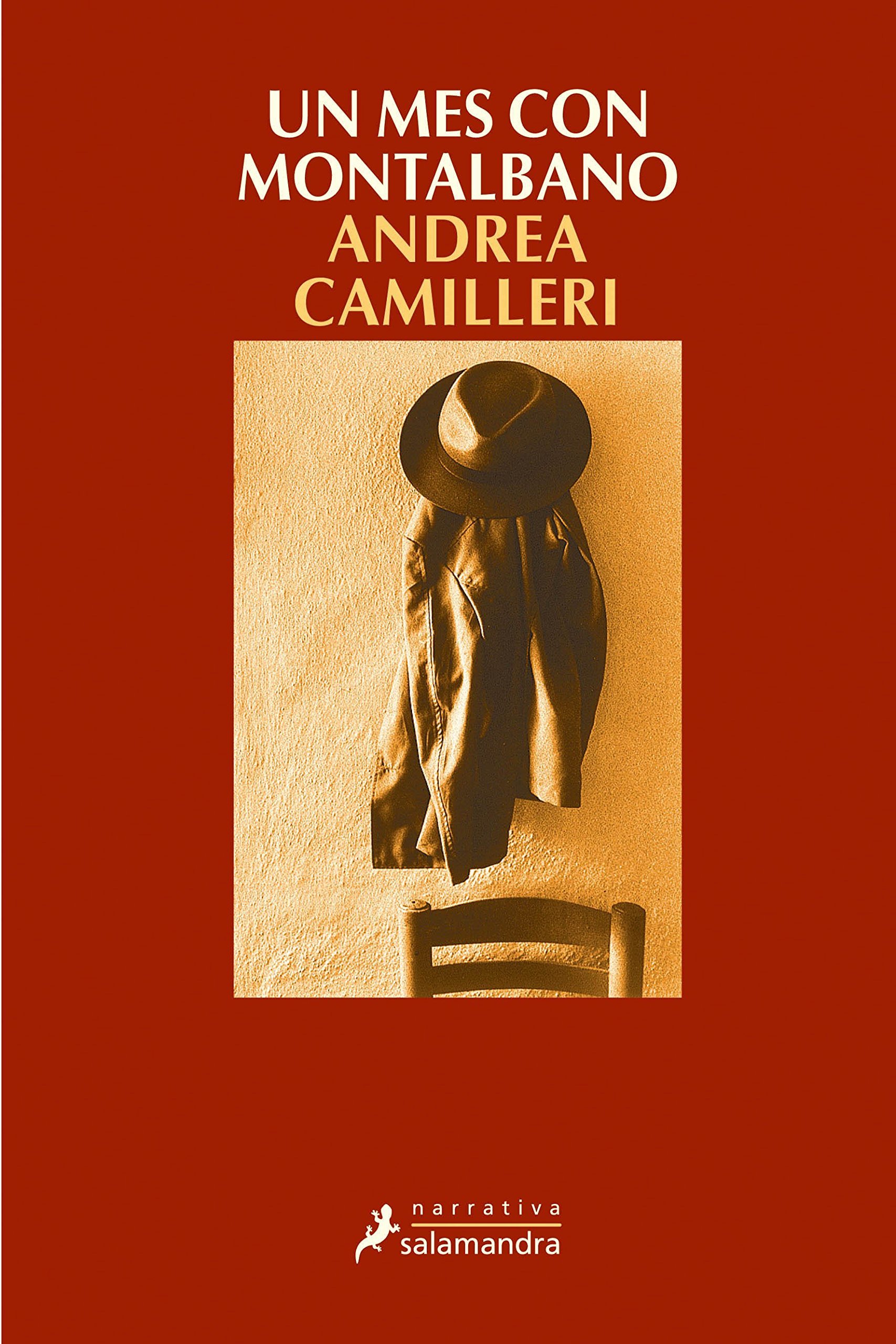 Un mes con Moltalbano: Montalbano - Libro 5 (Narrativa) Tapa blanda – 10 feb 1999 Andrea Camilleri 8478887695 General Spanish: Adult Fiction