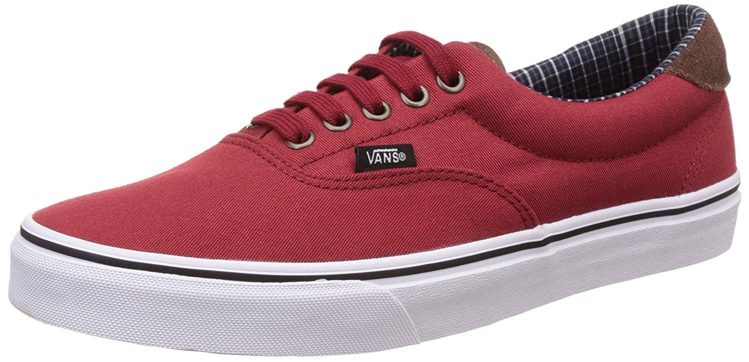 1cf795cf85 Vans Unisex Era 59 Sneakers  Buy Online at Low Prices in India - Amazon.in