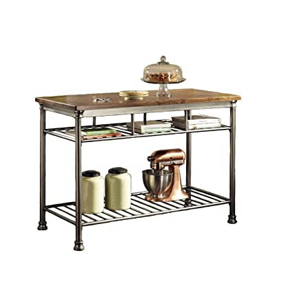 Beau Home Styles The Orleans Kitchen Island