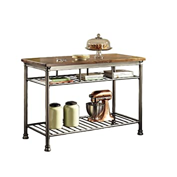 home styles the orleans kitchen island amazon com  home styles the orleans kitchen island  kitchen  u0026 dining  rh   amazon com