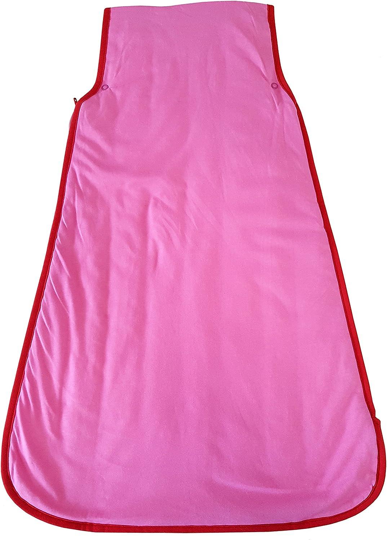 3-6 years//51 inch Slumbersac Sleeping Bag 1.0 Tog-Red Apple