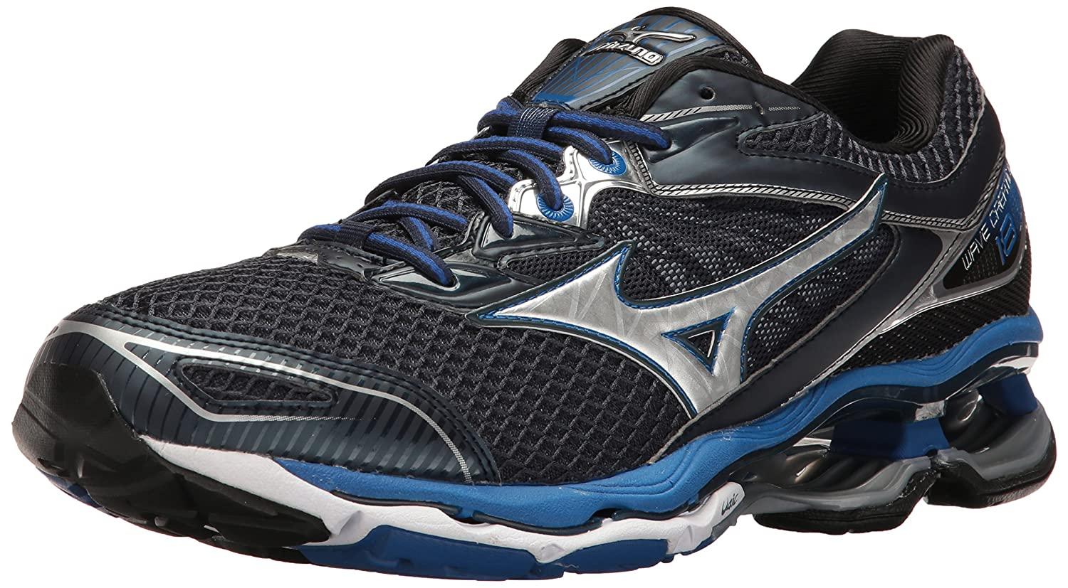 4a33adafe6bf Mizuno Mens Wave Creation 18-M Wave Creation 18 Blue Size: 9 US / 8 AU:  Amazon.com.au: Fashion