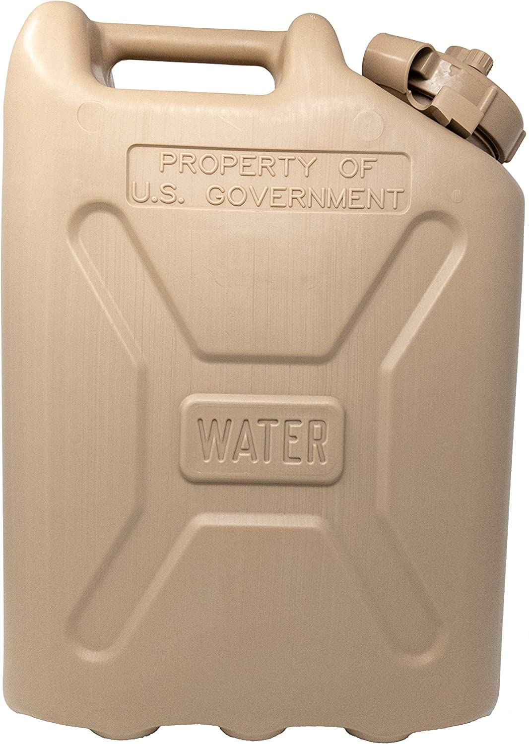 Indianapolis Mall Tacticai Military Water Can Container Sto 5-Gallon Lowest price challenge