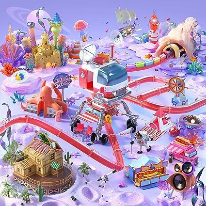 Red Velvet Mini Album 'The ReVe Festival' Day 2' (Day 2 Ver.)